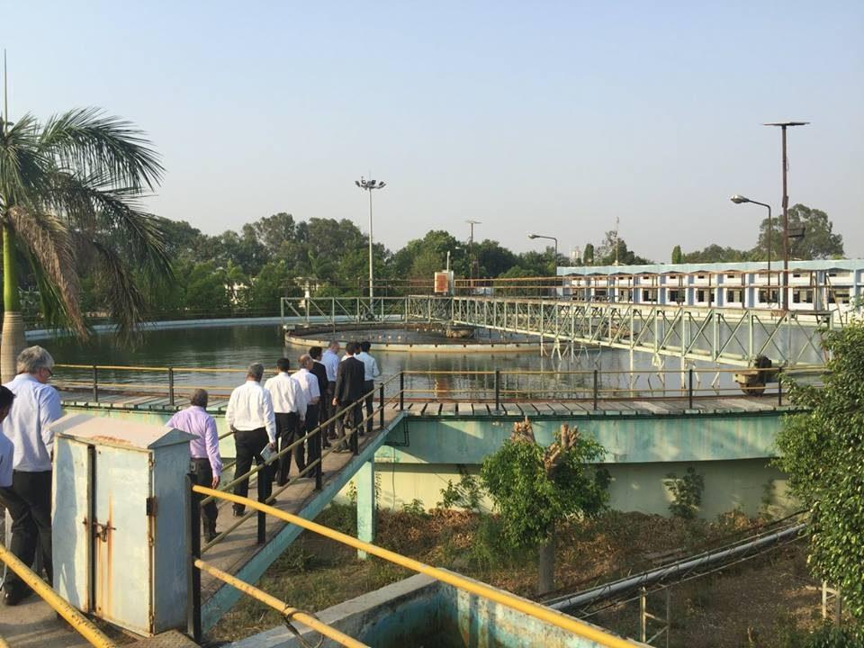 visit water utilities India